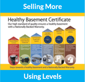 Healthy Basement Certificate